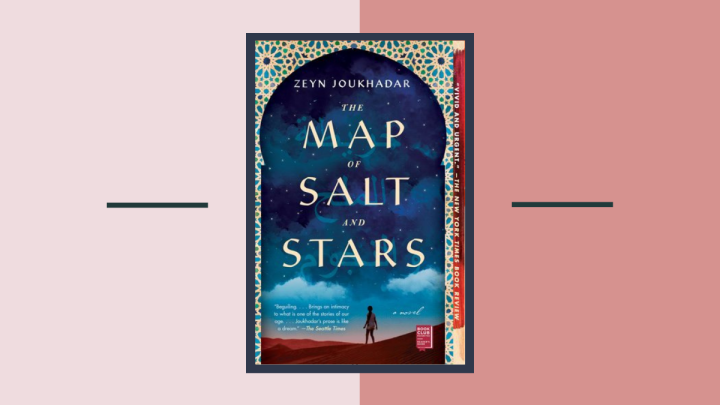 Powerless to Hopeful: The Map of Salt and Stars Book Review by ZeynJoukhadar