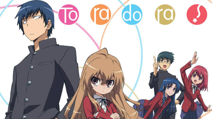 Thoughts on Toradora